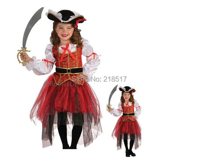 Amato Natale halloween pirate costumi di fantasia ragazze costume di  WU56