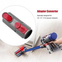 Universal Adapter for Vacuum Cleaner Adapter Attachments Converter Tool for Dyson V8 V7 V10 Vacuum Cleaner 35mm to 32 mm rotary union adapter converter fit for philips electrolux general purpose vacuum cleaner part accessories