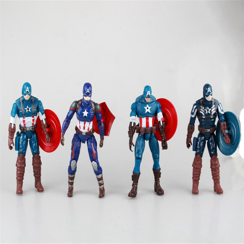 Civil Protection Toys : Aliexpress buy marvel anime the avengers captain