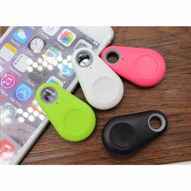 Bluetooth 4.0 inteligente de alarma antirrobo, objetos para encontrar cosas cadena dominante del teléfono móvil de dos vías anti-perdida, envío gratis