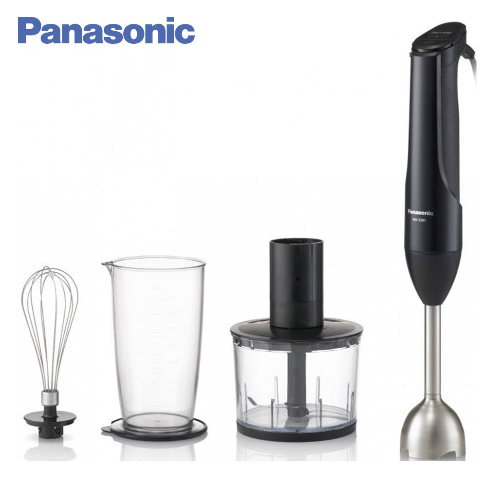 Panasonic Blenders MX-S301KTQ mixer juicer food grinder faucet submersible blender