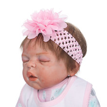 48CM bebe realistic reborn premie baby doll hand detailed painting pinky look full body silicone Anatomically Correct