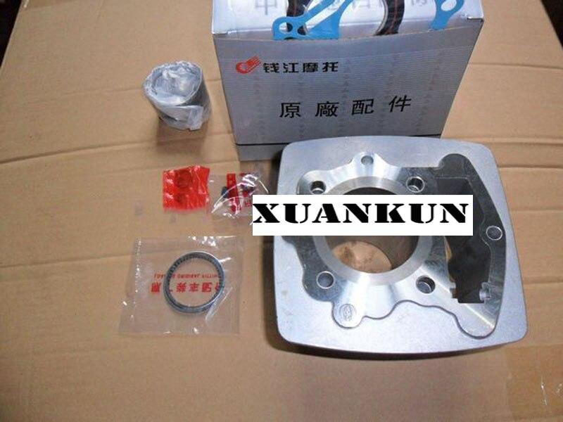 XUANKUN accessoires de moto WY125C ensembles de cylindre/Machine à chaîne de démarrage électrique