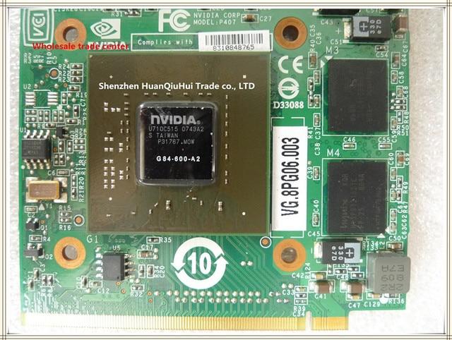 NVIDIA GEFORCE 8600M GT 256MB WINDOWS 8 X64 DRIVER