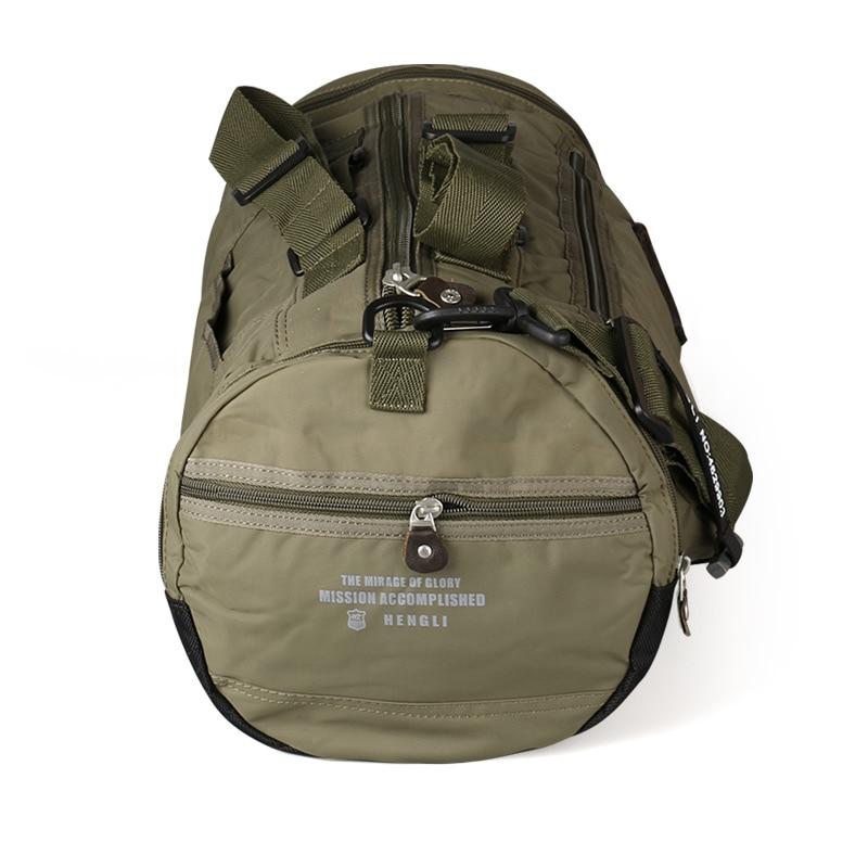 Ruil Men's Travel Bag қапталған Оксфорд - Багаж және саяхат сөмкелері - фото 4