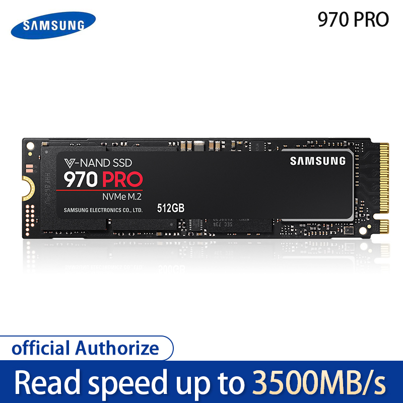 Samsung 970 PRO M 2 2280 512GB 1TB SSD nvme pcie Internal Solid State Disk HDD