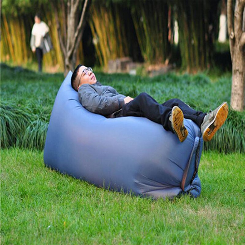 great deal multi colors air bags lazy sofa fast inflatable b