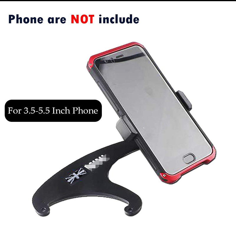 11,11 Автомобильный держатель для мобильного телефона, gps держатель, декорация для Mini Cooper Countryman F60 R56 R55 R60 F55 F54, аксессуары для стайлинга автомобилей