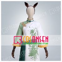 Ensemble Stars Scout! Zodiac (Part Two) Horse Mika Kagehira Cosplay Costume With Ears Full Set Fancy Costume