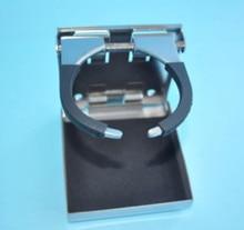 Universal Adjustable Cup Holder Stainless Steel Drink Bottle Holder Boat Car RV