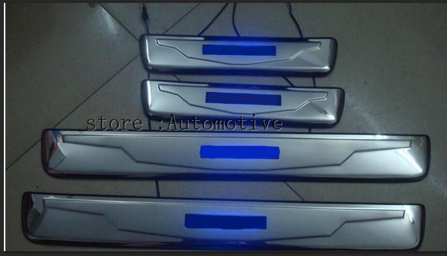 New Honda Motorcycles >> accessories 03 04 05 06 07 for honda accord cl7 cl9 2002 2007 stianlesssteel auto door sill ...