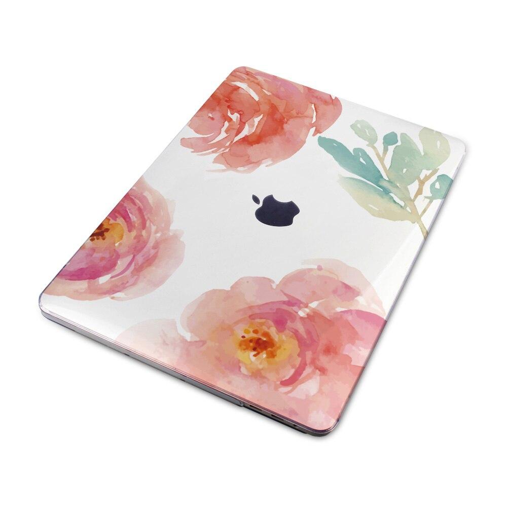 Redlai Rose & Floral Laptop Sleeve Hoesje Voor Apple Macbook Air 13.3 - Notebook accessoires - Foto 4