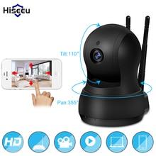 IP Камера Wi-Fi Беспроводной сетевая камера Wi-Fi HD Запись карты памяти безопасности CCTV Камера Ночное видение Defender 720 P H.264 hiseeu FH5