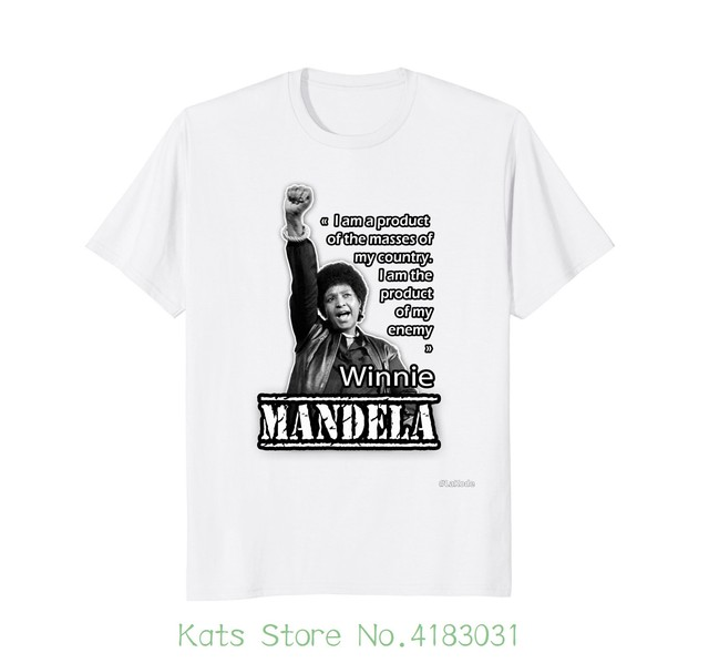 Mandela Tee I Men O Shirt Of Masses For Am A The Winnie Product CtBdxshQr