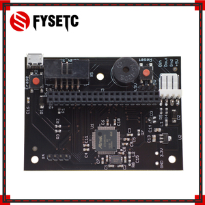 Image 4 - Latest Version Cloned Duet 2 Maestro Advanced 32bit Motherboard With Connected For 3D Printer CNC Machine