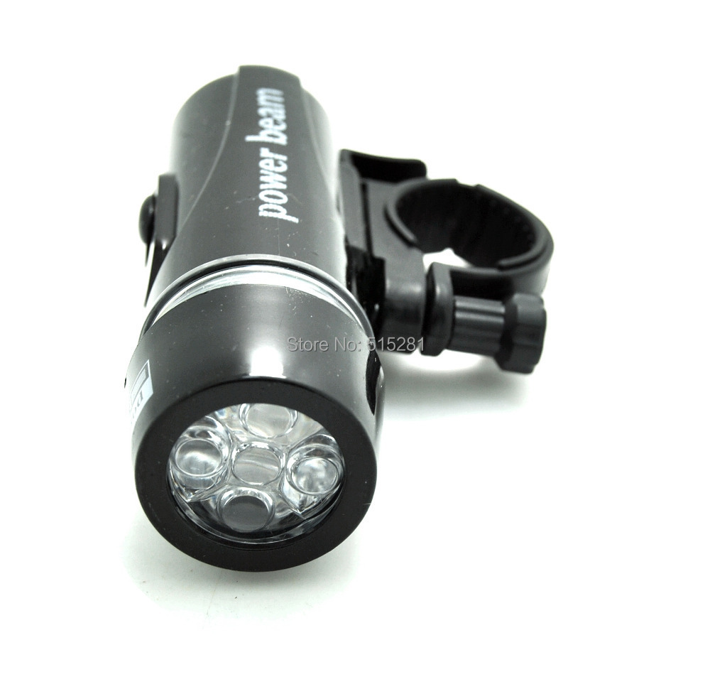 Muti-Functional LED Bike Flash Front Torch +Night Safety Rear Light Bike Warning Lamp Bicycle Accessories
