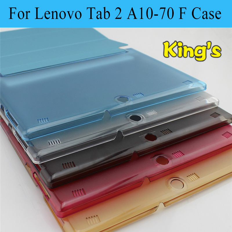 For 10.1inch <font><b>Lenovo</b></font> <font><b>TAB2</b></font> <font><b>A10</b></font>-<font><b>70</b></font> /tab 2 <font><b>a10</b></font>-70f /l Case cover +free 3 gifts image