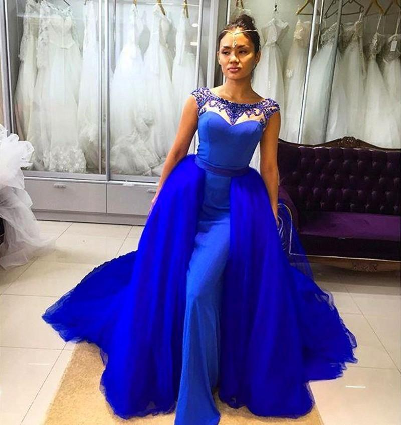Online Get Cheap Royal Blue Fitted Long Prom Dresses -Aliexpress ...