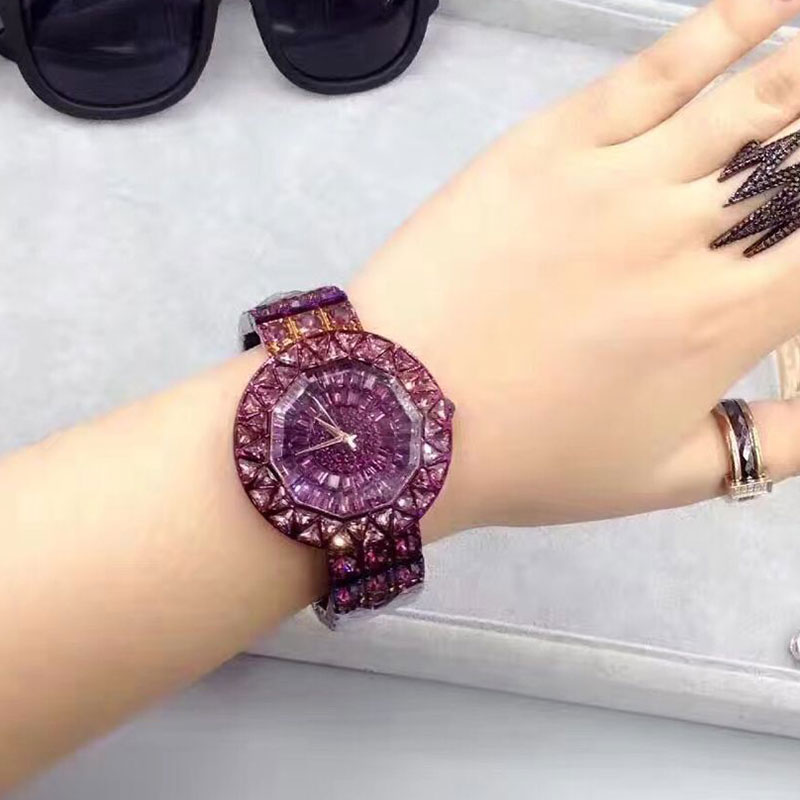 Top Quality Women Watches Luxury Steel Full Rhinestone Wristwatch Lady Crystal Dress Watches Female Quartz Watch montre femme rhinestone sk top luxury brand steel quartz watch fashion women clock female lady dress wristwatch gift silver gold motre femme