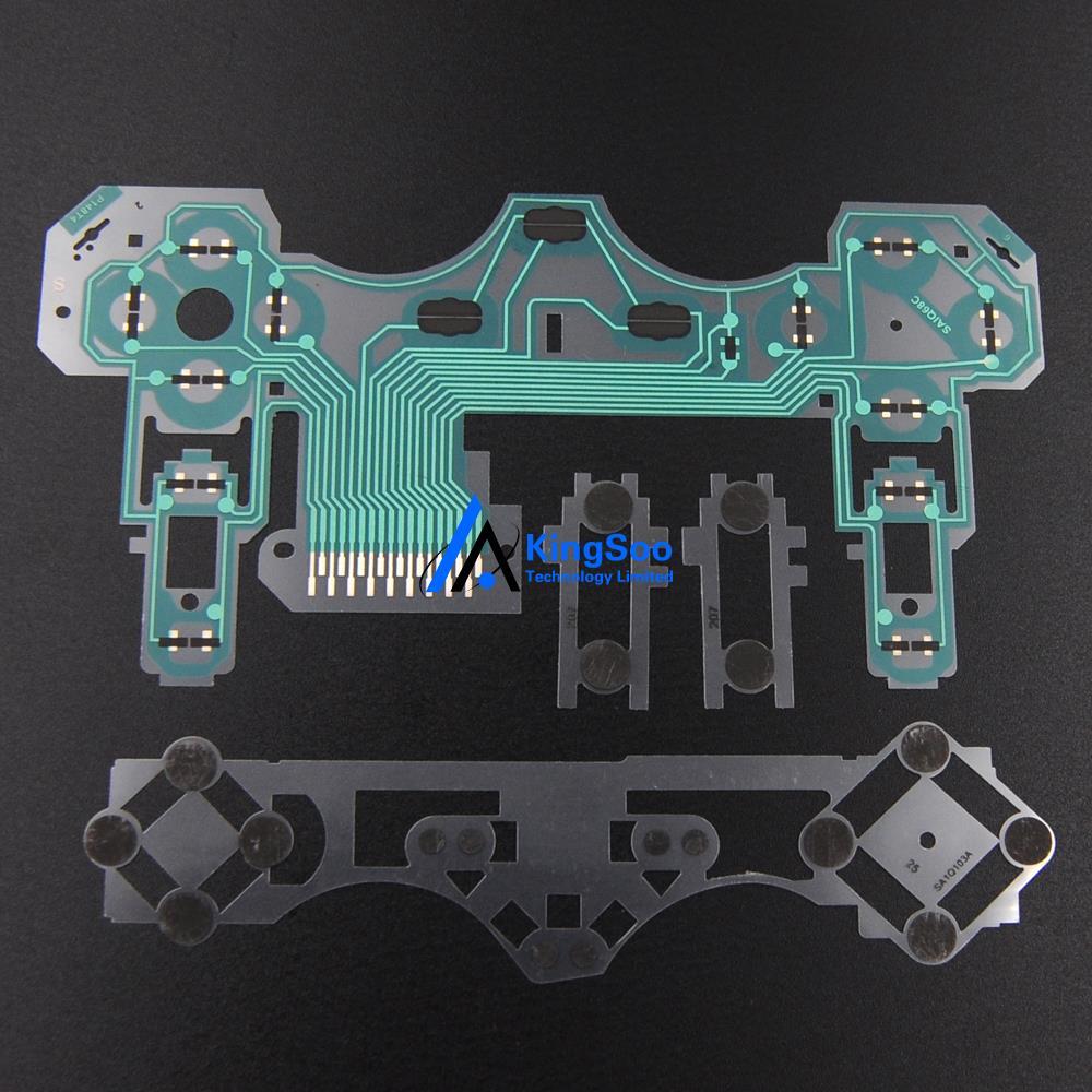 For Playstation 2 Ps2 Controller Conductive Film Circuit Board Diagram Original A Pcb Ribbon Japanese Saiq68c