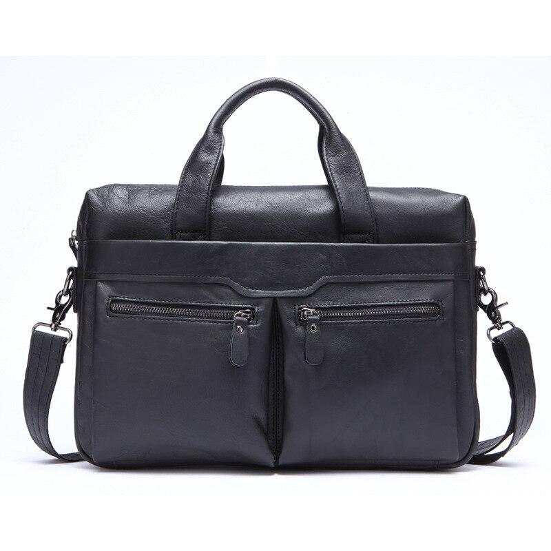 040418 new hot high quality man handbag male leather large tote bag men business bag tidog the new nylon tote bag vertical sportswear men s business satchel handbag