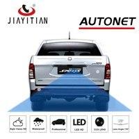 JIAYITIAN rear view camera For SSangYong Actyon sport Korando Sports Pickup 2006~2019 Backup Camera License Plate camera ccd