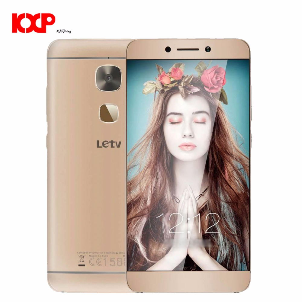 LeEco LeTV Le 2 X526 3GB RAM 32GB ROM 1.8GHz Octa Core 4G LTE 5.5 Inch Android 6.0 Snapdragon 652 Smartphone