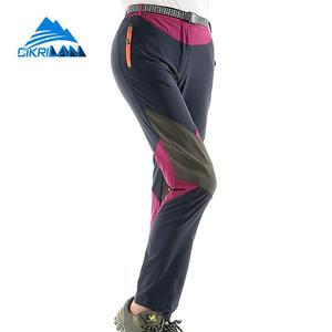 Image 2 - Pantalones deportivos para mujer, pantalón Anti uv, de secado rápido, para acampar, escalada y senderismo, transpirables, ligeros, para pesca y Trekking