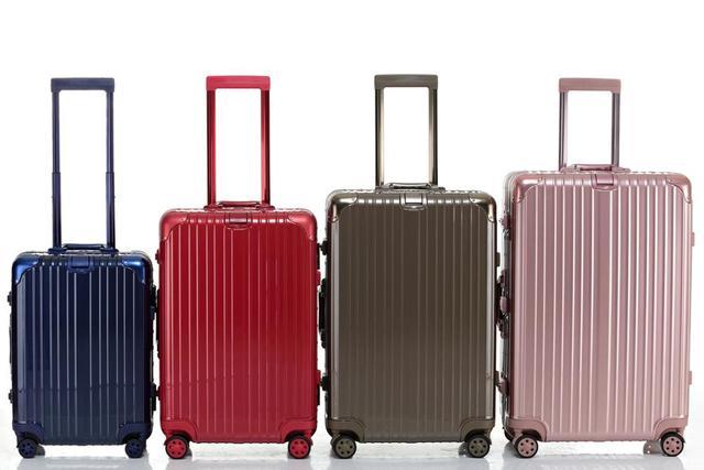 24 PULGADAS 20242629 # paquete de barra de Tracción maleta ruedas universales caja estuche de viaje modelo explosión de viaje avión b