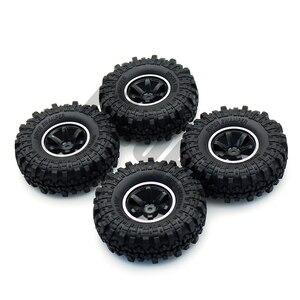 Image 2 - INJORA 1:10 RC Rock Crawler 1.9 Inch Lốp Xe Cao Su & Nhựa Bánh Bộ Cho Trục SCX10 Sơn Mô Hình Chuyên Dụng Tamiya CC01 D90 TF2