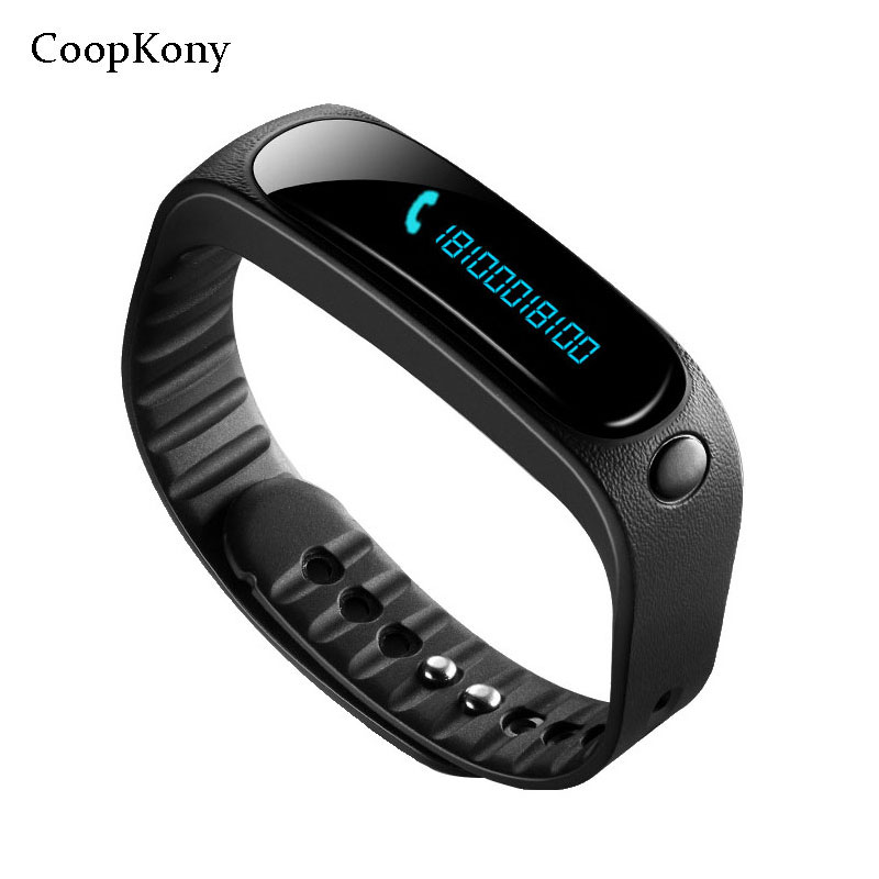 New Coopkony Smart Bracelet Fitness Tracker Smartband IP67 Waterproof Smart Band For IOS Android iphoex xiaomi Huawei band