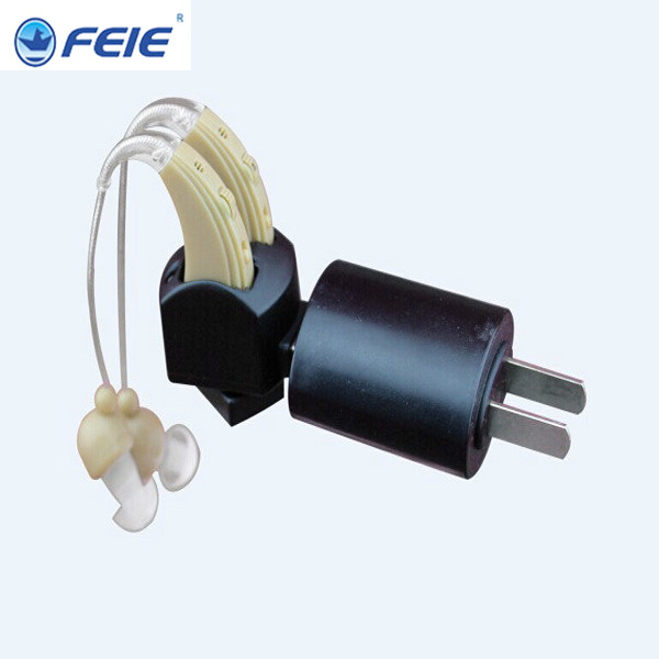 S-109S Rechargeable ear hearing aid mini device sordos ear amplifier hearing aids in the ear for elderly apparecchio acustico feie mini rechargeable hearing aid usb charger computer ajustable tone ear listen device s 109s drop shipping