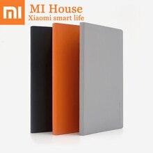 Xiaomi PU Notebook 2 sztuk/zestaw Mijia 80 stron trzy specyfikacje wielofunkcyjny papier Notebook biuro pamiętnik Plan Mi długopis