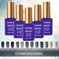 Sunrim гель лаки для ногтей распродажа 15ml грей Лак для ногтей обнаженные цвет ГЕЛЬ ЛАК клей для фольги гель лак cnd маникюр уф-лак для ногтей гелем краски для рисования bluesky гель лак клей для ногтей blue place