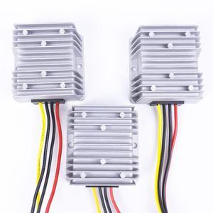 Image 2 - 12 V NAAR 48 V 2.1A 5A 6A Step Up DC DC Converter 12 V NAAR 48 V DC DC voltage Regulator, CE RoHS Compliant voor Automotive Solar