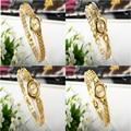 Hot Sale Gold Watches Women Watches Fashion Bracelet Watch Full Steel Ladies Watch Female Clock montre femme relogio feminino