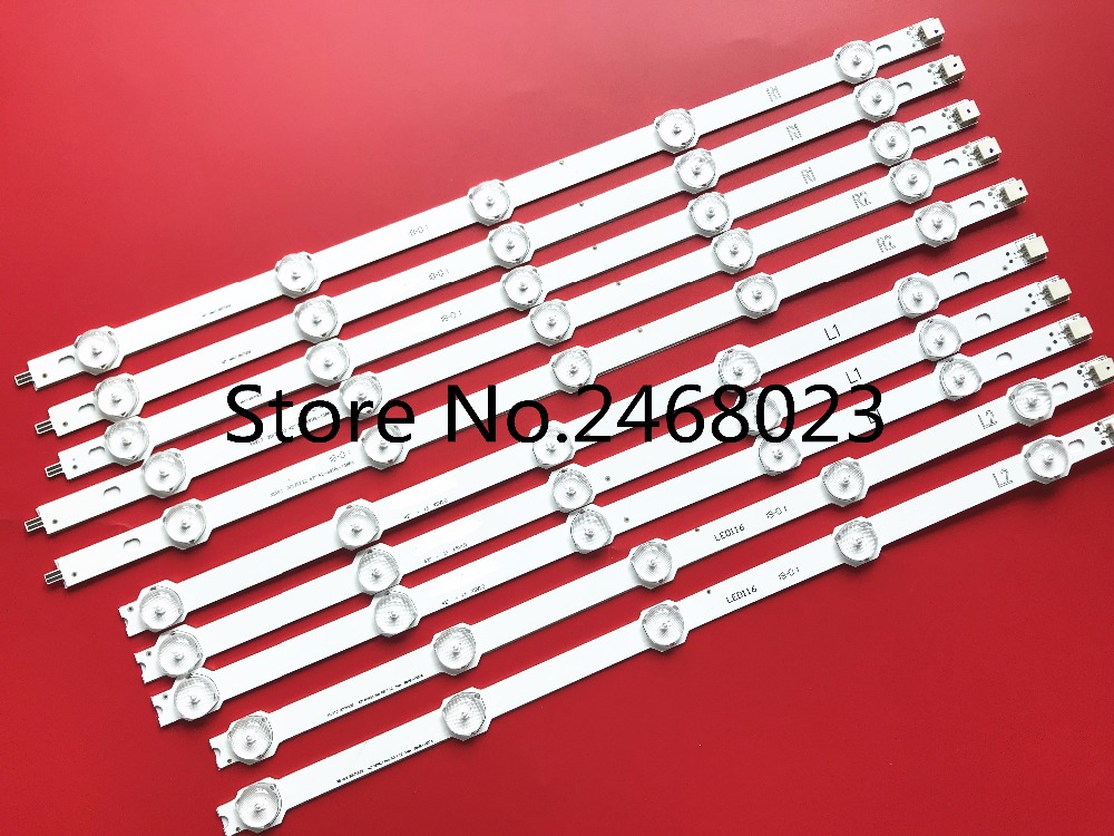 10 Pieces/lot New LED Strips 42