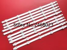 "10 Pieces/lot New LED strips 42"" ROW2.1 REV 0.0 6916L 1385A 6916L 1386A 6916L 1387A 6916L 1388A"