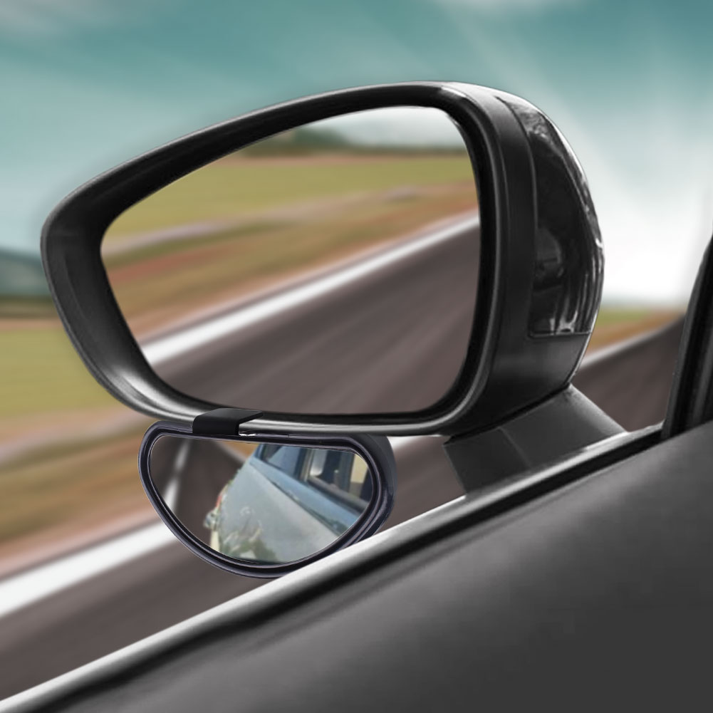 Car Vehicle Rearview Mirror Fixed Blind Spot Auto Safety Blindspot Mirror