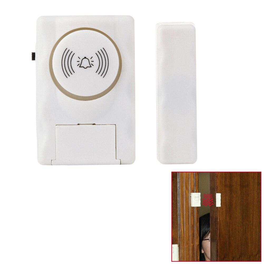 315(MHZ) Magnetic Sensor Home Wireless Door Window Alert Entry Warning Alarm Detector Family