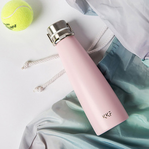 Image 5 - Youpin KKF Vacuum Bottle 24h Insulation Cup Thermoses Stainless Steel Thermos Flask 475ML Travel Mug Portable Sports Cold Cup