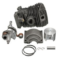 42.5mm Engine Motor for STIHL MS250 Cylinder Piston Crankshaft Chain Saw For Stihl 023 025 MS230 MS25 1123 020 1209