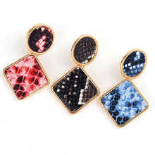 New beautiful fashion best-selling European and American style earrings Korean version of retro Earrings Jewelry