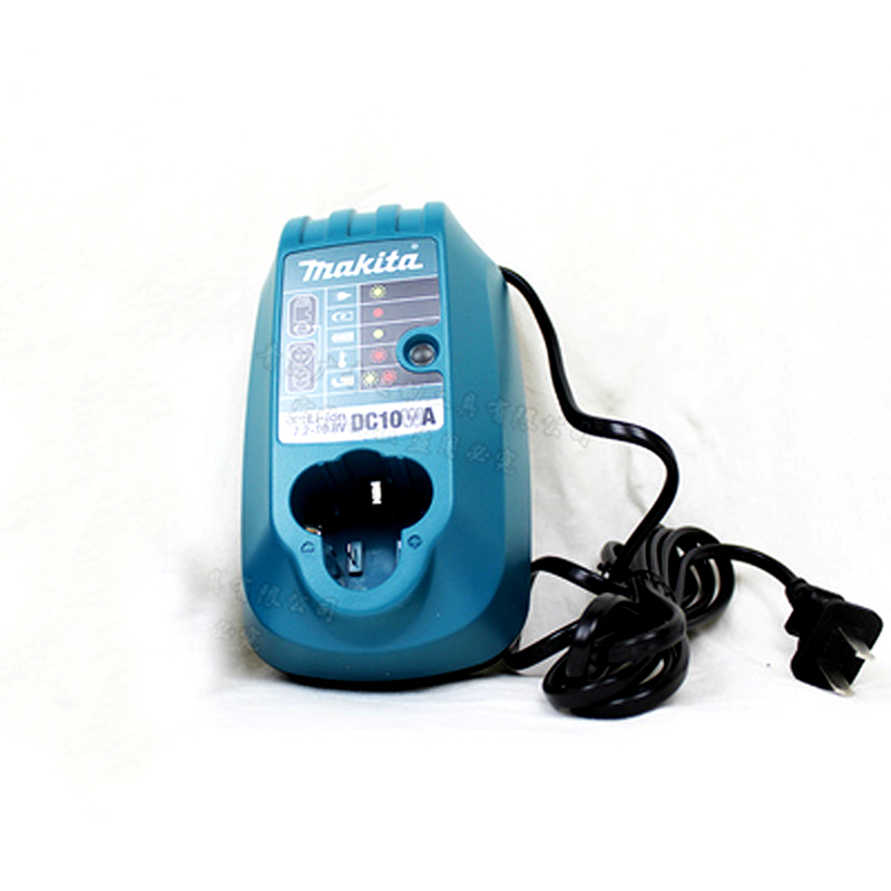 Japan Makita Lithium battery charger BL1013 Lithium-ion battery 10.8V Charging drill with 7.2V solar charger special single section li ion battery charging board lithium polymer battery