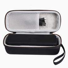 新ポータブル保護ケースのためのアンカーsoundcore 2 SoundCor2 bluetoothスピーカーキャリーポーチバッグ屋外収納ボックスケース