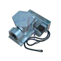 CNC 5 Axis A Aixs Rotary Axis T Chuck Type For Mini Cnc Machine No Tax