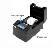 2018 NEW Wholesale High Quality 58mm Thermal Receipt Printer Machine Printing Speed 90mm S Network Port