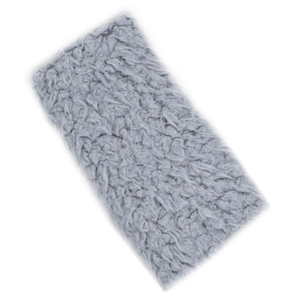 50*50 см одеяло новорожденных реквизит для фотосъемки из искусственного меха Stuffe фон для фотосъемки детей мягкое одеяло новорожденных фото реквизит для фотосессии