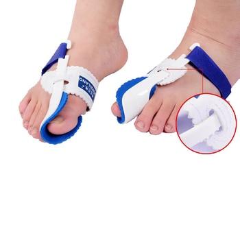 3Pair Hallux Valgus Bunion Corrector Splint Foot Care Pedicure Tools Toe Separator Orthotics Orthopedic Toe Straightener Skin Care