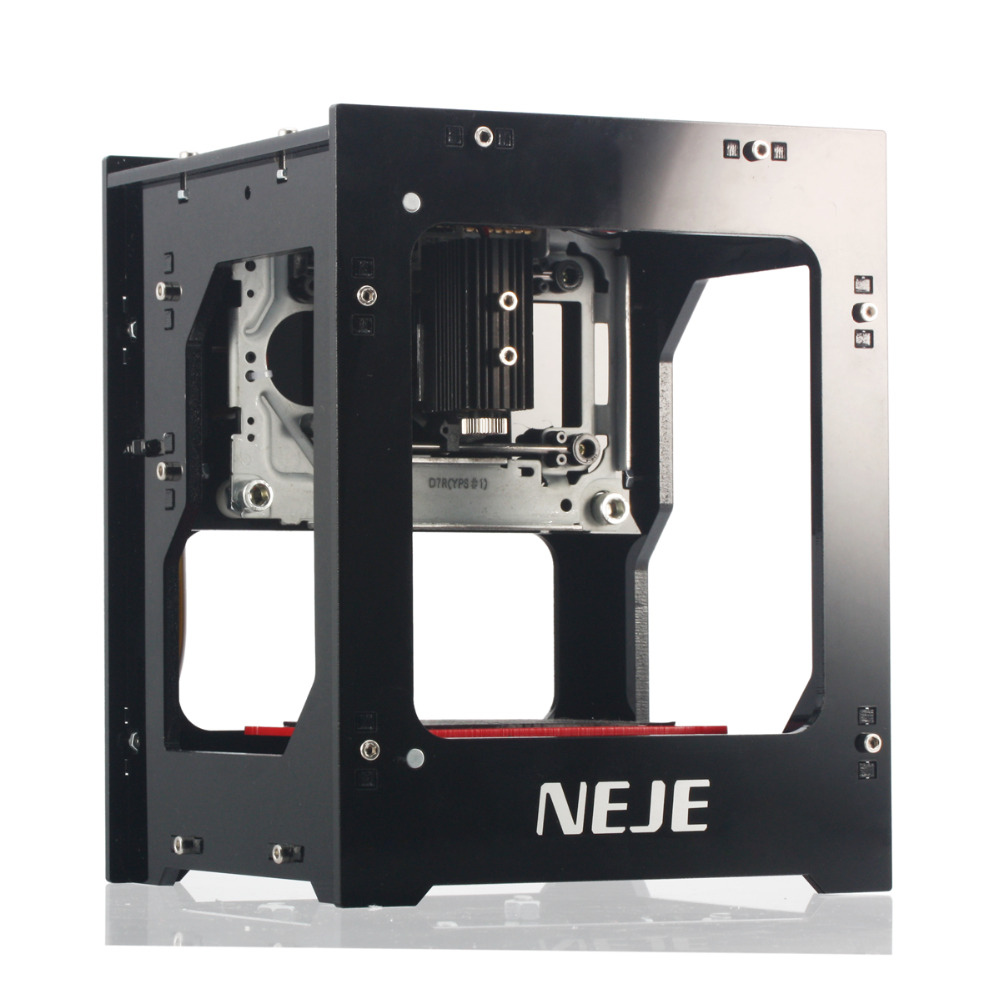 Upgrade NEJE 1000mW Cnc Laser Cutter Mini Laser Gravírovací stroj - Zařízení na obrábění dřeva - Fotografie 5